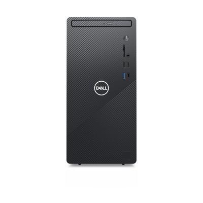DELL Inspiron 3881 10th gen Intel® Core™ i5 i5-10400F 8 GB DDR4-SDRAM 1256 GB HDD+SSD Mini Tower Black PC Windows 10 Home