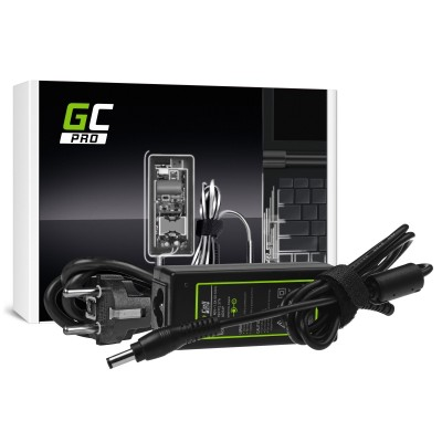 Green Cell AD54P power adapter/inverter Indoor 45 W Black