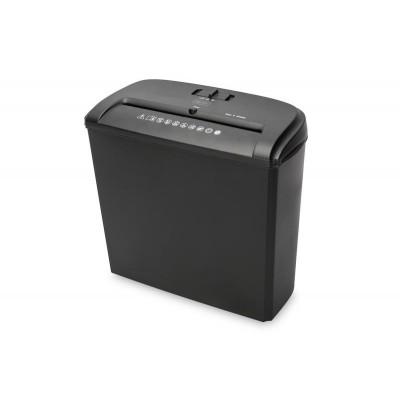 Digitus DA-81606 paper shredder Cross shredding 74 dB 22 cm Black
