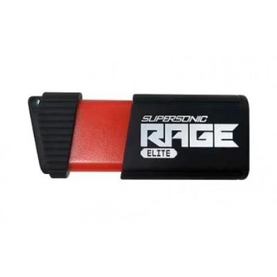 Patriot Memory PEF128GSRE3USB USB flash drive 128 GB USB Type-A 3.2 Gen 1 (3.1 Gen 1) Black,Red