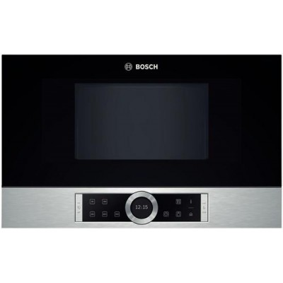 Bosch BFL634GS1 microwave Built-in 21 L 900 W Stainless steel