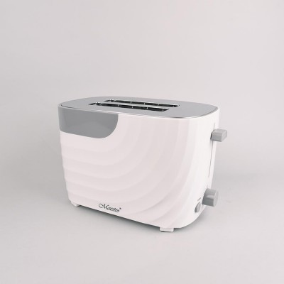 Feel-Maestro MR706 toaster 2 slice(s) Grey, White 700 W