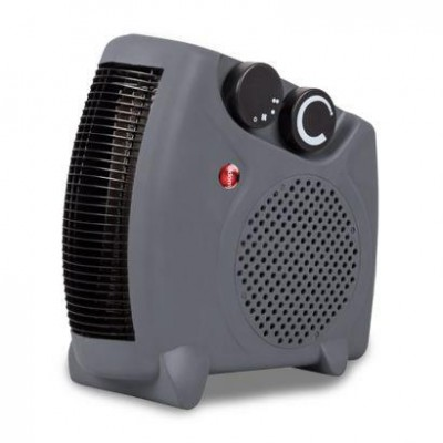 ELDOM HL8S Fan electric space heater Indoor Grey 2000 W