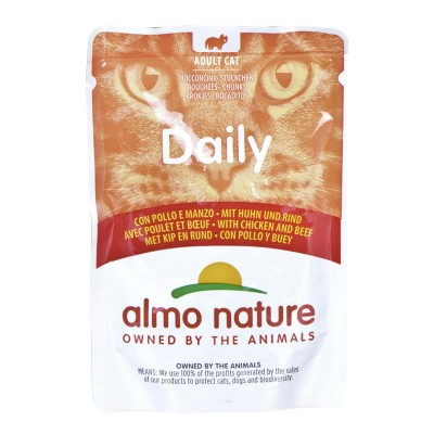 Almo Nature Daily Chicken with beef 70 g