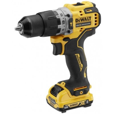 Dewalt DCD706D2-QW Black,Yellow