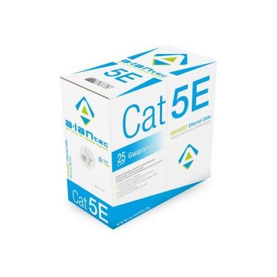 Alantec KIF5PVC305 networking cable 305 m Cat5e U/UTP (UTP) White