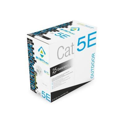 Alantec KIF5OUT305 networking cable 305 m Cat5e F/UTP (FTP) Black