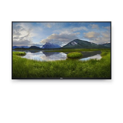 "DELL C5519Q Digital signage flat panel 139.7 cm (55"") LCD 4K Ultra HD Black"