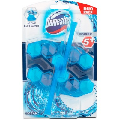 Domestos Power 5+ Disinfecting cleaner Solid Ocean