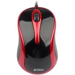 A4Tech N-350-2 mouse USB Type-A V-Track 1000 DPI Ambidextrous