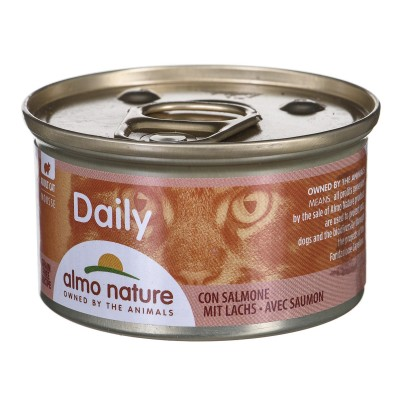ALMO NATURE Daily Menu Mousse with salmon 85 g
