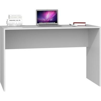 Topeshop BIURKO PLUS BIEL computer desk White