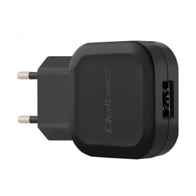 Qoltec 50180  Charger 12W | 5V | 2.4A | USB