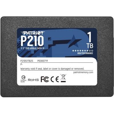 """Patriot Memory P210 2.5"""" 1000 GB Serial ATA  III"""