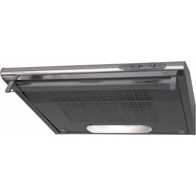 Amica OSC6112I cooker hood Stainless steel 178 m³/h C