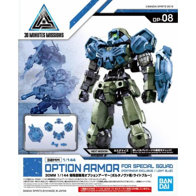 30MM 1/144 OA SPECIAL SQUD [PORTANOVA / LIGHT BLUE]