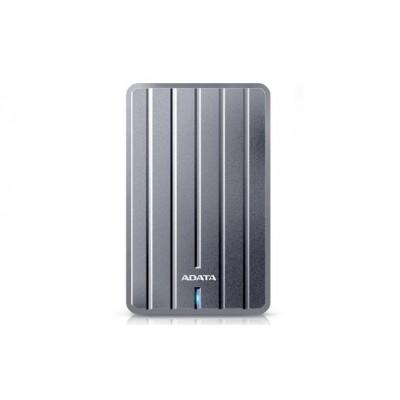 ADATA HC660 external hard drive 1000 GB Titanium