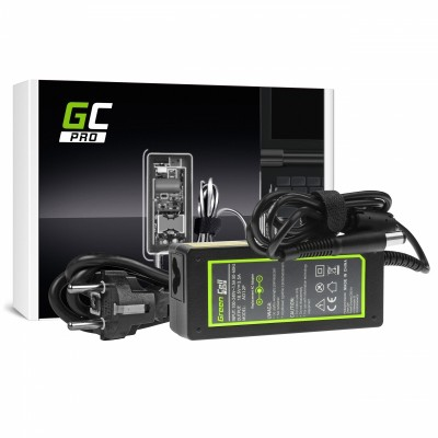 Green Cell AD12P power adapter/inverter Indoor 65 W Black