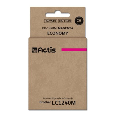 Actis KB-1240M ink cartridge Brother LC1240 magenta