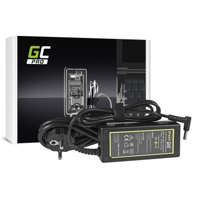 Green Cell AD49P power adapter/inverter Indoor 65 W Black