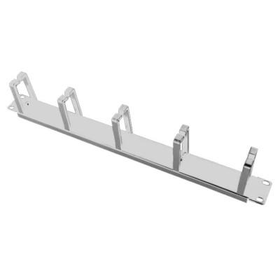 Alantec PK009S cable organizer Cable holder Wall Grey