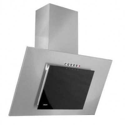 Akpo WK-4 Nero Inox Wall-mounted Black, Stainless steel 450 m³/h