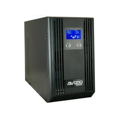Alantec AP-PX1K uninterruptible power supply (UPS) Double-conversion (Online) 1000 VA 800 W 2 AC outlet(s)