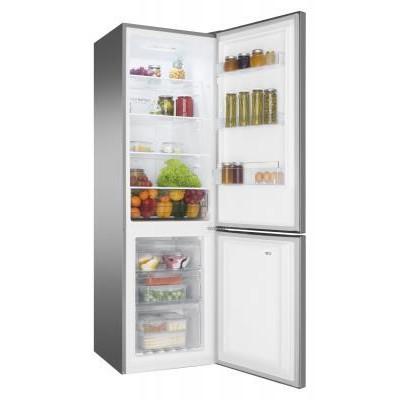 Amica FK2995.2FTX fridge-freezer Freestanding 250 L Stainless steel