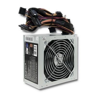 Qoltec 50174 Monolith ATX Power Supplies 500W | 80 Plus Bronze | Active PFC