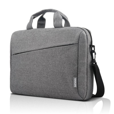 """Lenovo Casual Toploader T210 notebook case 39.6 cm (15.6"""") Toploader bag Grey"""