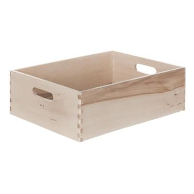 Kesper 18510 storage box Wood Rectangular Beech