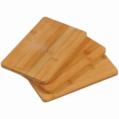 Kesper Cutting board Rectangular Bamboo Wood 3 pieces
