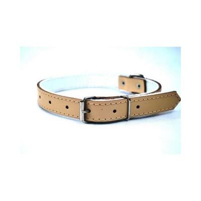 Chaba 600453 dog/cat collar Brown Leather Chain collar