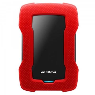ADATA HD330 external hard drive 1000 GB Red
