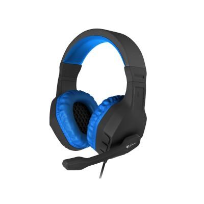 GENESIS Argon 200 Headset Head-band Black, Blue