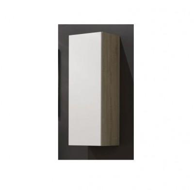 "Cama Cabinet VIGO ""90"" full 90/35/32 sonoma/white gloss"