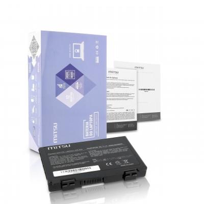 MITSU BATTERY BC/AS-K50 (ASUS 4400 MAH 49 WH)
