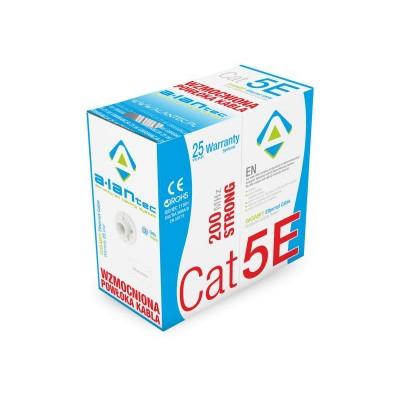 Alantec KIU5STR305 networking cable 305 m Cat5e U/UTP (UTP) Grey