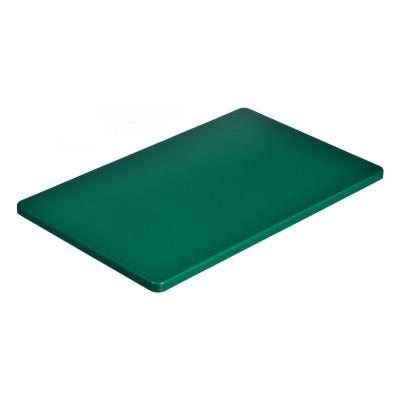 Kesper 30154 kitchen cutting board Rectangular Plastic Green