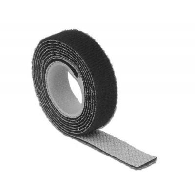 DeLOCK 18709 hook/loop fastener Black 1 pc(s)