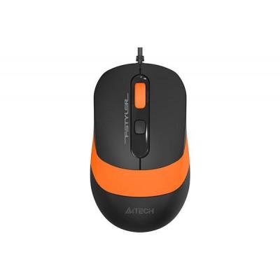 A4Tech Fstyler FM10 mouse Ambidextrous USB Type-A Optical 1600 DPI