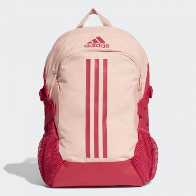Adidas POWER 5 backpack Sports backpack Coral, Pink Polyester