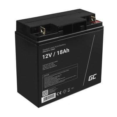 Green Cell AGM09 UPS battery 18 Ah