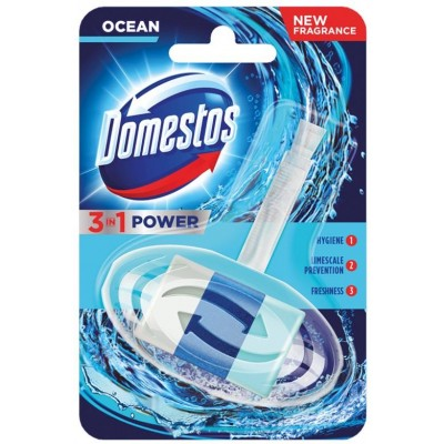 Domestos 3in1 Disinfecting cleaner Solid Ocean