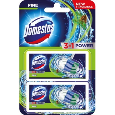 Domestos 3w1 Disinfecting cleaner Solid Pine