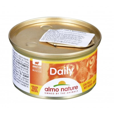 ALMO NATURE Daily Menu Chicken mousse 85 g