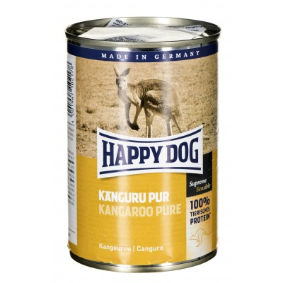 HAPPY DOG Kanguru Pur 400 g