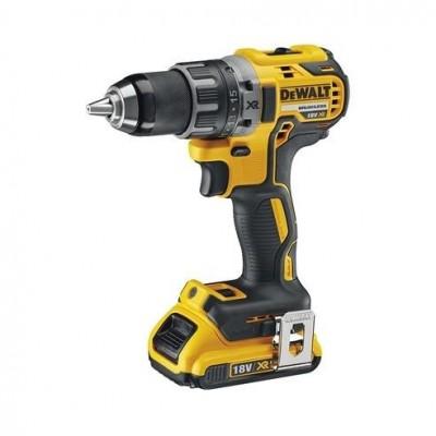 DeWALT DCD791D2-QW drill Keyless Black,Yellow 1.5 kg