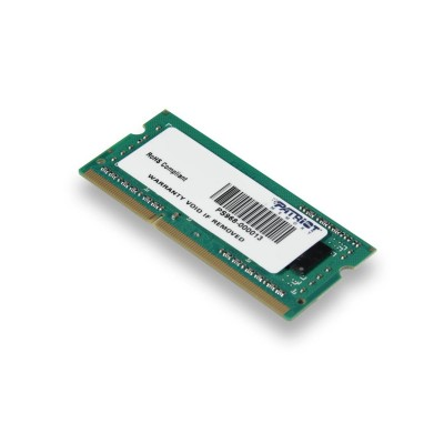 Patriot Memory 4GB DDR3-1600 memory module 1600 MHz