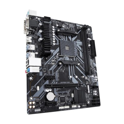 Gigabyte B450M S2H (rev. 1.0) Socket AM4 micro ATX AMD B450